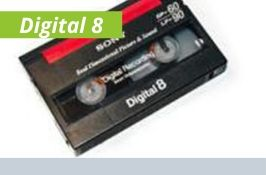 Digital 8 to DVD