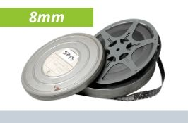 8mm Cinefilm to DVD