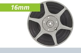 16mm Cine Film to DVD