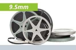 9.5mm Cine film to DVD