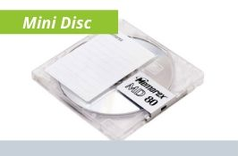 Mini Disc Transfer Service